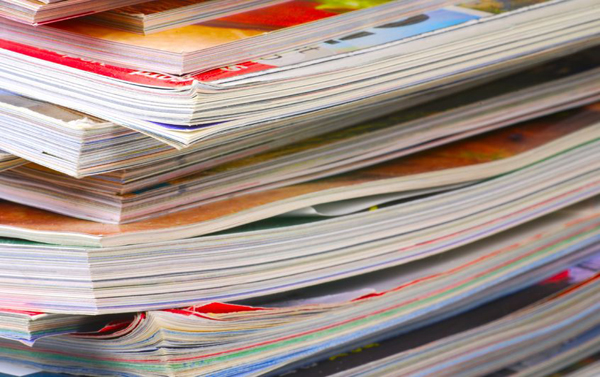 Newsletters and magazines